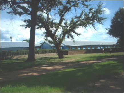 Chitokoloki Mission Hospital Chitokoloki Zambia