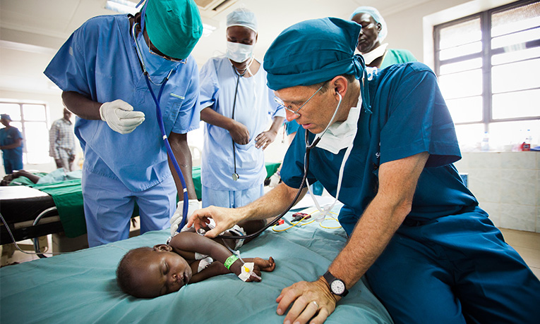 World Medical Mission Volunteer Application