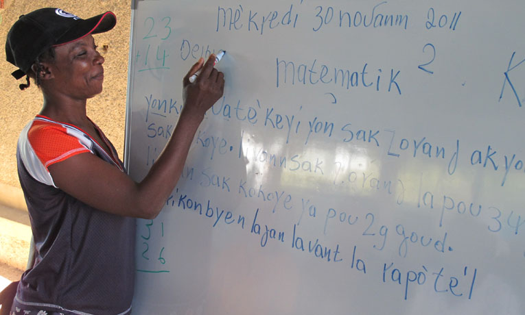 Haiti Education