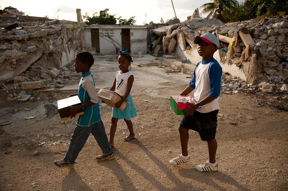 OCC Haiti