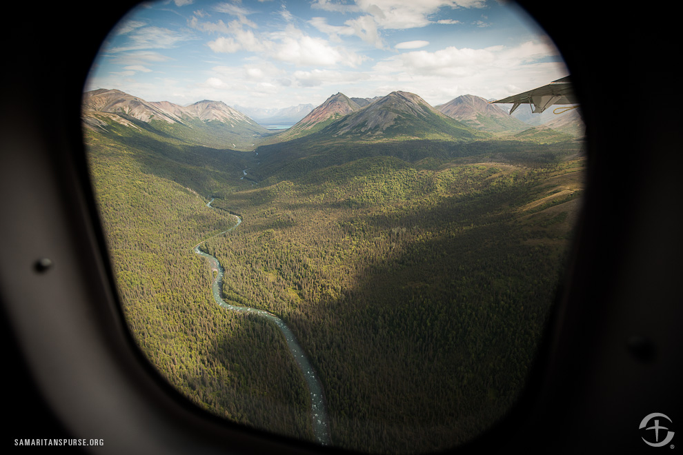 Samaritan Lodge Alaska is located deep in the wilderness, accessible only by plane.