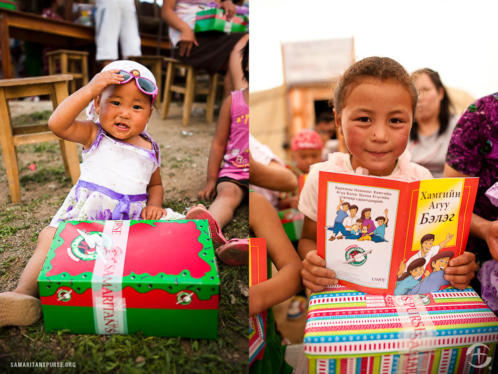 Operation Christmas Child Donate Online