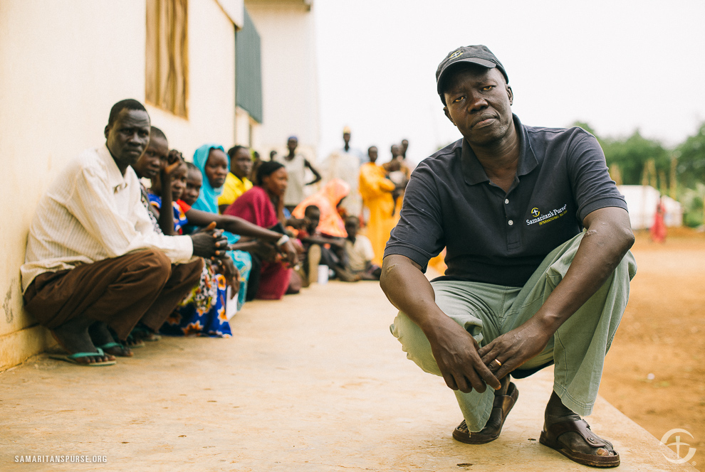 Dr. Evan Atar is on call 24 hours a day at Bunj Hospital in South Sudan. He is the only full-time surgeon in an area where more than 200,000 people live, including over 110,000 refugees who have been driven from their homes in Sudan.