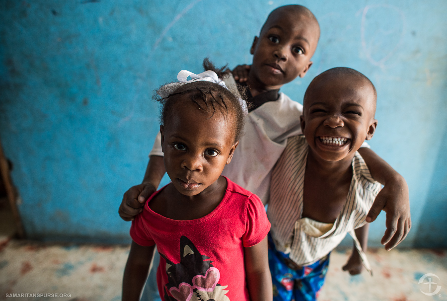 Haiti Greta Home and Academy