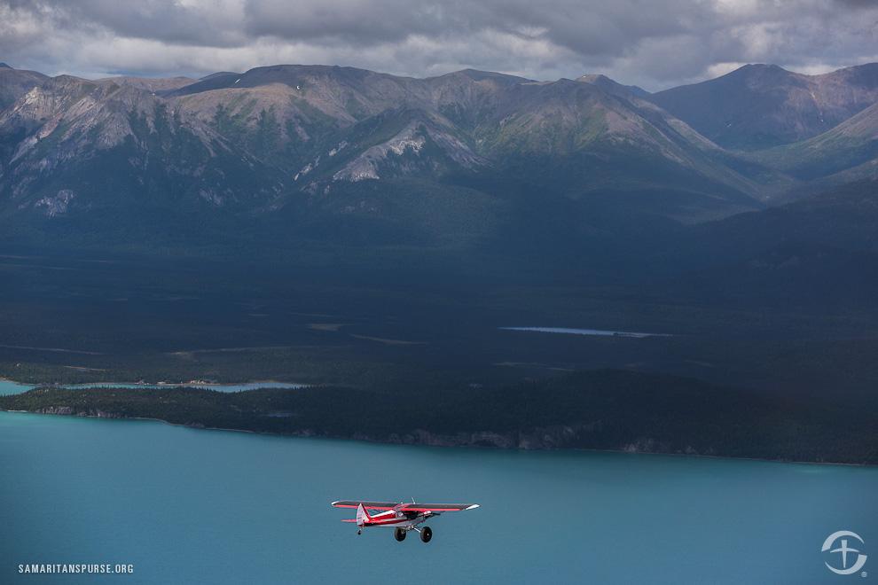 Operation Heal Our Patriots, Samaitan Lodge, Port Alsworth, Alaska