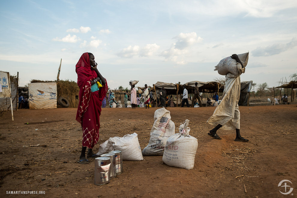 Refugee Projects in South Sudan