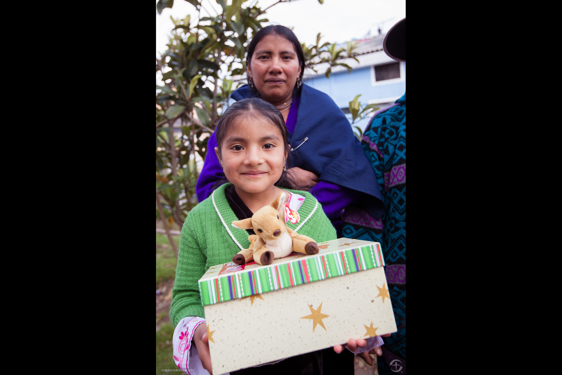The shoe box gifts, lovingly packed by people in the U.S. and other countries, bring joy wherever they are delivered.
