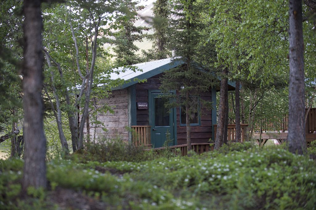 Each couple at Samaritan Lodge will have their own personal cabin, and interconnected boardwalks ensure that all facilities are fully accessible.