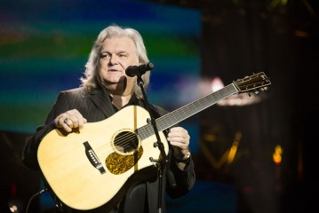 Operation Christmas Child Ricky Skaggs