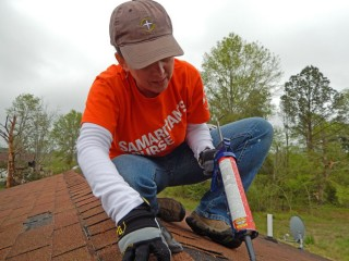Samaritan's Purse blog Mississippi tornado response volunteer