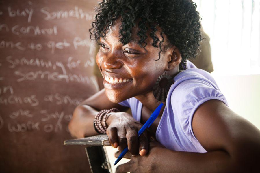 Stopping Violence Against Women in Haiti
