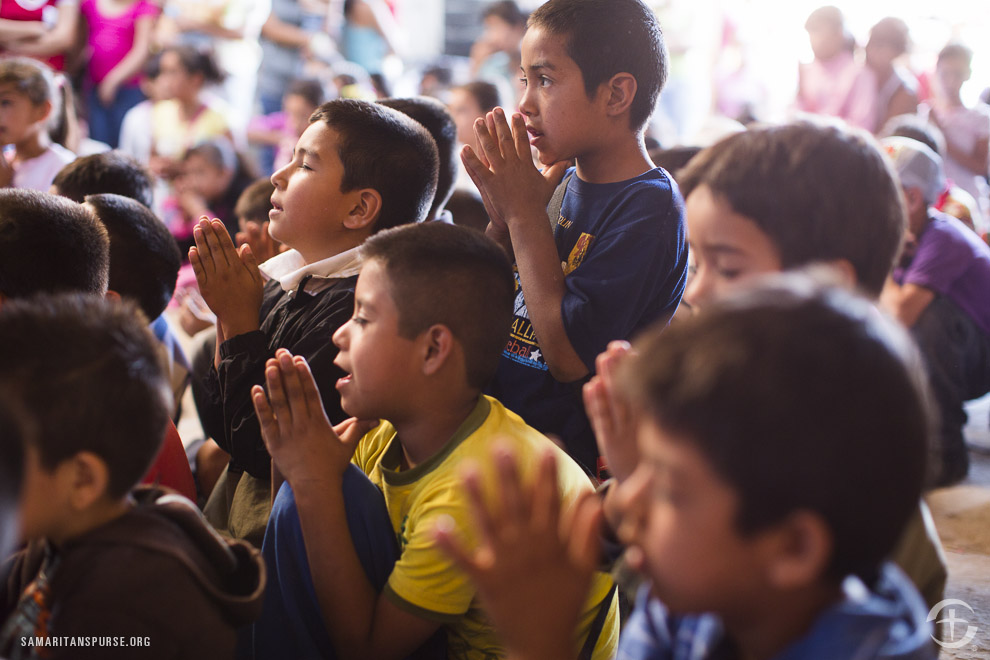 Our prayer for The Greatest Journey is to see annual enrollment reach 5 million children worldwide.