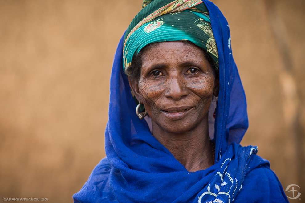 Faces of Guidan Gado, Niger, Africa, Samaritan's Purse