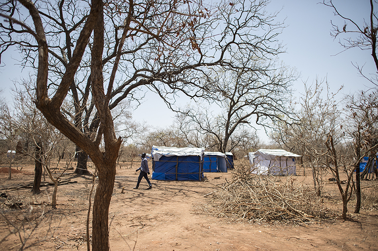 More than 2,500 men, women, and children now call the Ajuong Thok refugee camp in South Sudan home. Samaritan's Purse is based here to help provide food, shelter, and medical care for those who are fleeing death and destruction in neighboring Sudan.