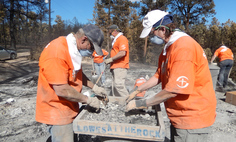 U.S. Disaster Relief Colorado Black Forest Fire