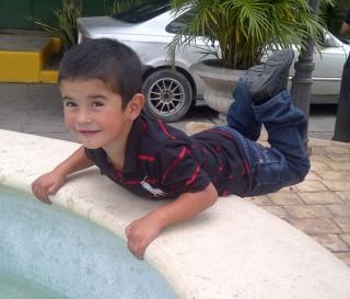 Children's Heart Project Honduras Carlos