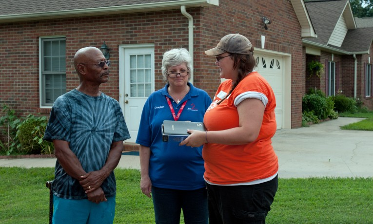 Samaritan's Purse U.S. Disaster Relief Kingsport Tennessee