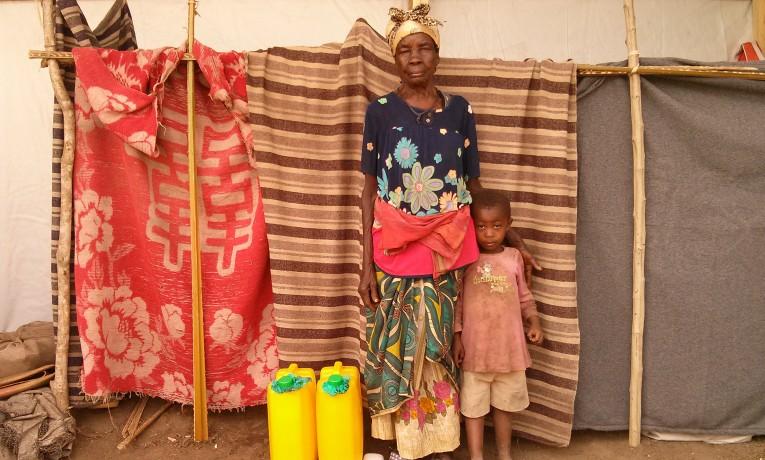Uganda-DRC-Refugees