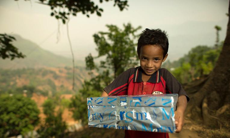 Operation Christmas Child Nepal