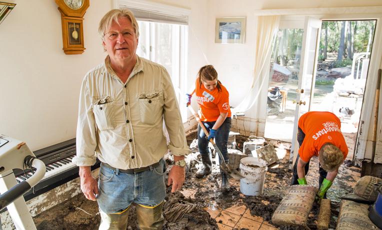 Samaritan's Purse U.S. Disaster Relief Colorado