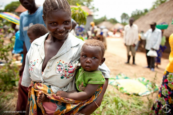 Samaritan's Purse Congo Projects