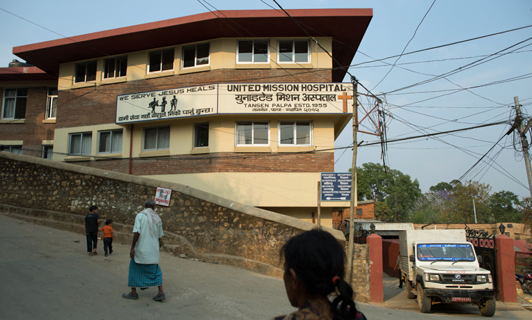 Tansen Mission Hospital Nepal