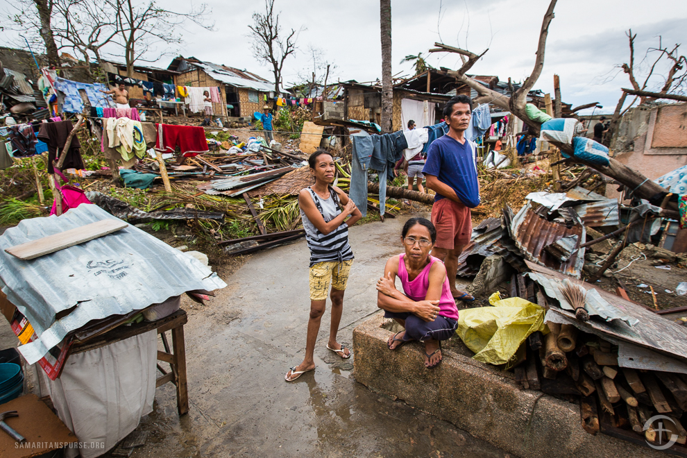 Please continue praying for the people affected in the Philippines. Pray for their communities, their missing loved ones, and for strength as they move forward after the catastrophic Typhoon Haiyan.