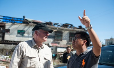 Franklin Graham in the Philippines