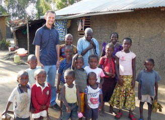 Giving Back in DRC