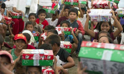 Christmas Gifts for Filipino Children