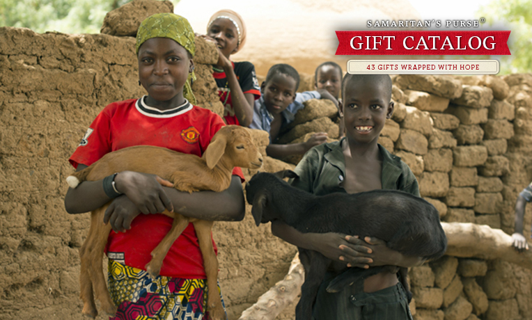 The gift of goats in the Democratic Republic of Congo