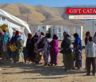 Shoes for Syrian Refugees