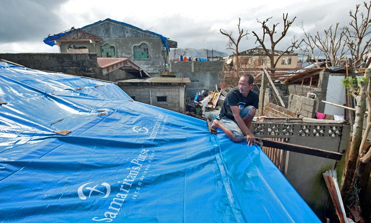 Samaritan's Purse Disaster Relief
