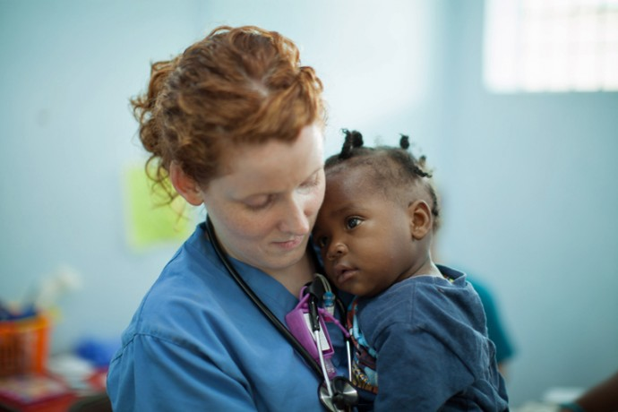 A Medical Missionary in Haiti