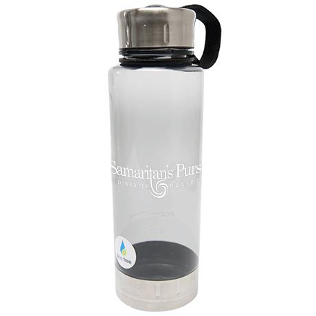 Clear SP Bottle