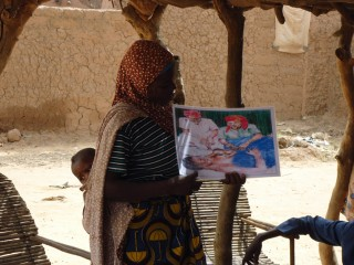 Nigerien Women Learn About Health