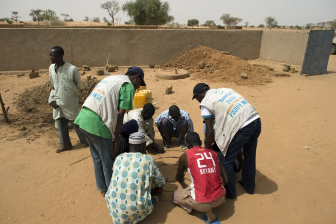 Water, Sanitation, and Hygiene in Rural Niger