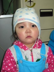 Suvd-Erdene, who turns 3 in March, is still waiting to be accepted by a hospital.