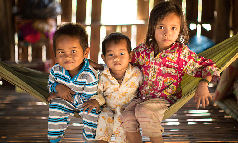 Cambodia – Maternal and Child Health