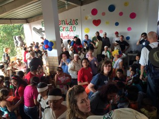 Operation Christmas Child Colombia