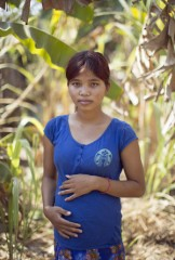 Expecting a baby in rural Cambodia can bring fear rather than joy.
