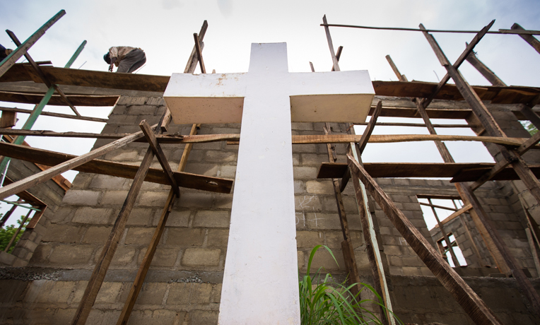 The Cross at Egbe Hospital