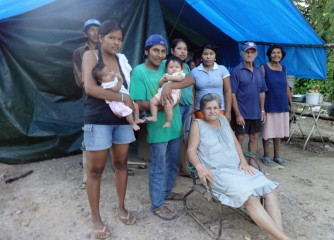 Samaritan's Purse has helped about 750 families, including the Mamanis.
