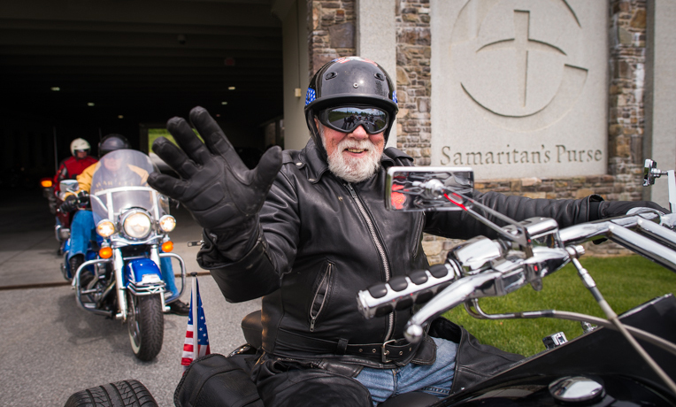 Operation Heal Our Patriots warrior ride
