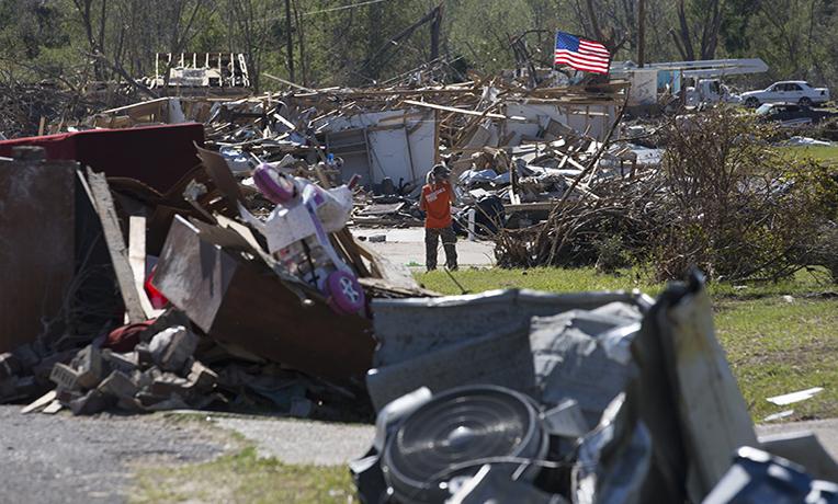 Vilonia, Arkansas, tornado
