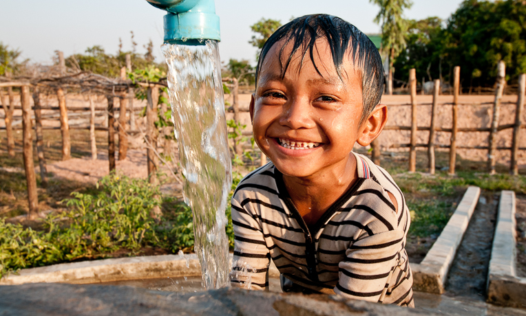 How Toilets and Clean Water United a Community