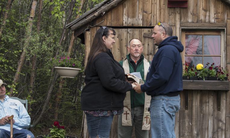 Alaska Retreat Brings Restoration