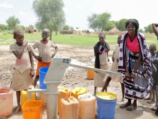 Clean Water Brings Joy to a Community