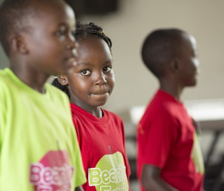 Reaching the Community with Heart Camp