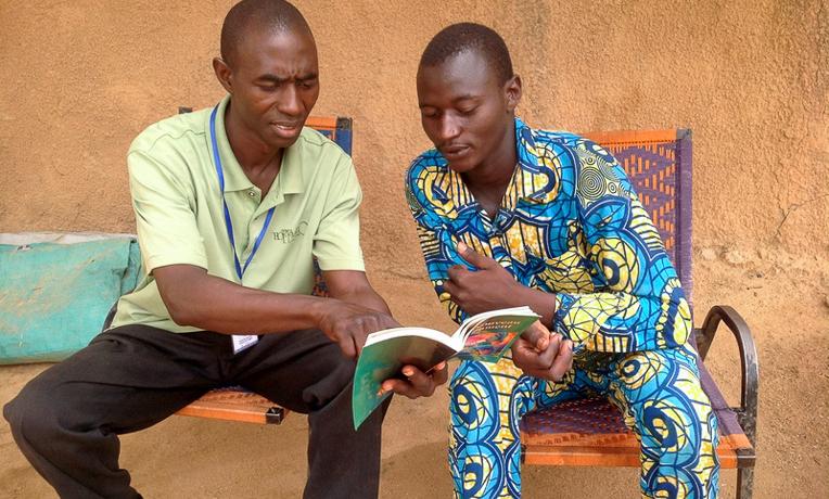 Teaching the Gospel in Northwest Niger